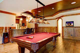 Pro pool table movers in Lexington