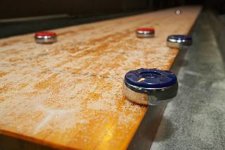 SOLO® Shuffleboard Movers Lexington, Kentucky.