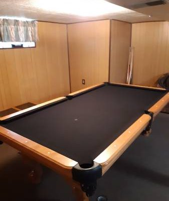 7ft Camelot Pool Table