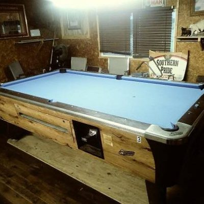 8 Foot Pool Table