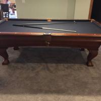 Steepleton Pool table (SOLD)