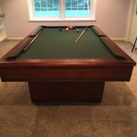 Olhausen Pool Table In Great Condition