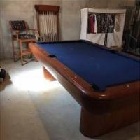 Regulation Size Brunswick Table