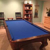 Gore Gulch Pool  Table