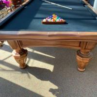 Mosconi Pool Table