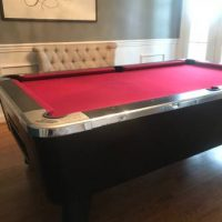 Dynamo Coin Pool Table