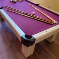 Complete Pool Table Set