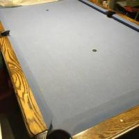 """World of Leisure 87"""" Pool Table"""