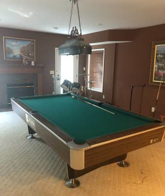 Murrey Professional Pool Table