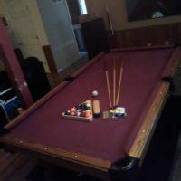 Olhausen Americana Series Pool Table