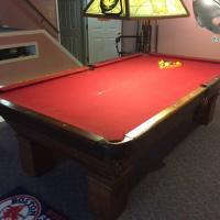 Brunswick Monarch Table