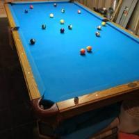 9 ft Olhausen Billiard Table