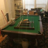 Pool Table In Excellent Shape