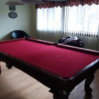 Legacy 8ft Pool Table from Steepletons