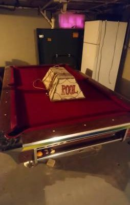 Great Condition Pool Table