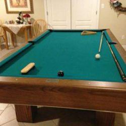 Steepleton Pool Table