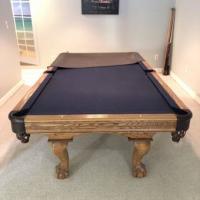 Steepelton Pool Table
